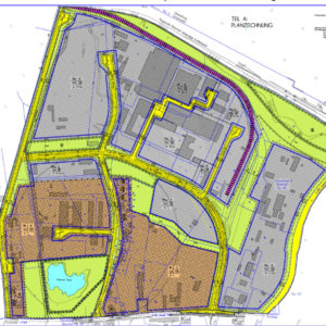 B-Plan Gewerbepark BTF