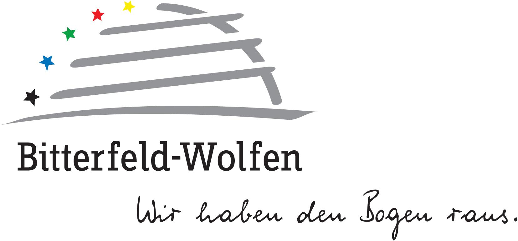 Logo Stadt Bitterfeld-Wolfen